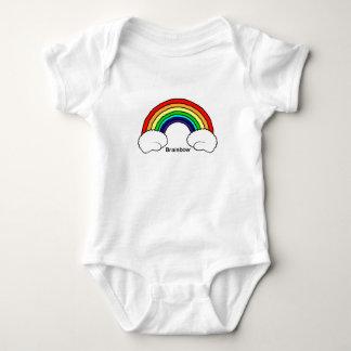 Brainbow Baby Bodysuit