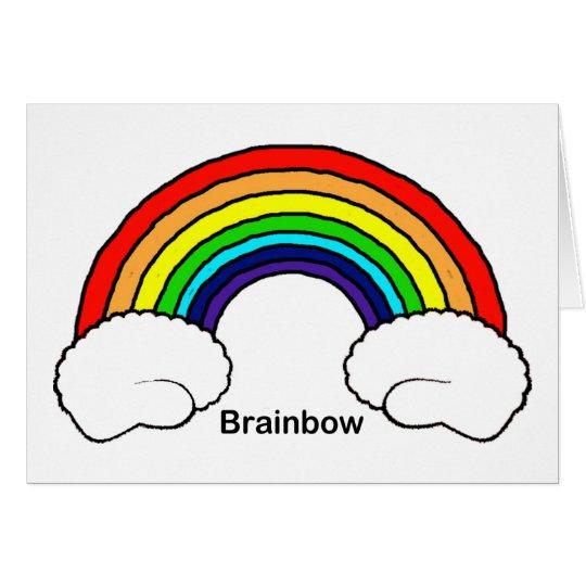 Brainbow Card