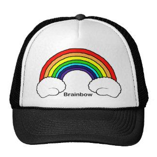 Brainbow Gorras De Camionero
