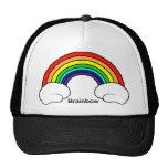 Brainbow Trucker Hat