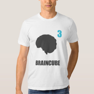 BrainCube T - Light Shirt