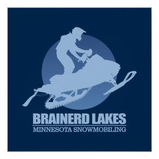 Brainerd Lakes (SM) Poster