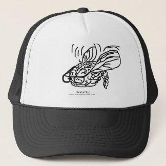 Brainfly Logo Trucker Hat