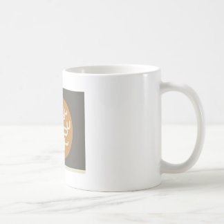 Brainfood Braintree Logo Classic White Coffee Mug