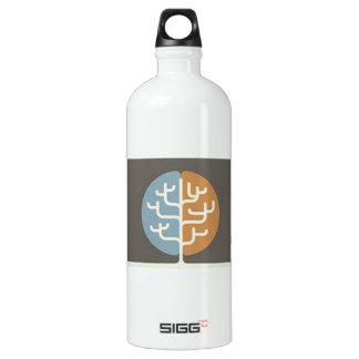Brainfood Braintree Logo SIGG Traveler 1.0L Water Bottle