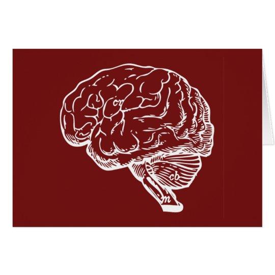 Brainiac Card