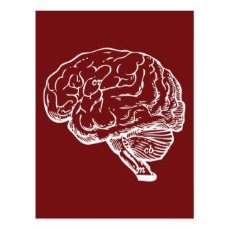 Brainiac Postcard