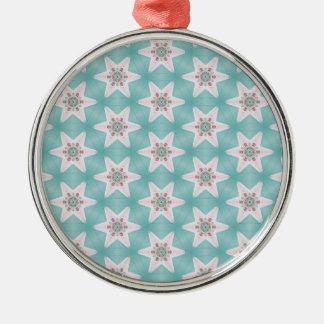 Brainiac Starfish 1 Metal Ornament