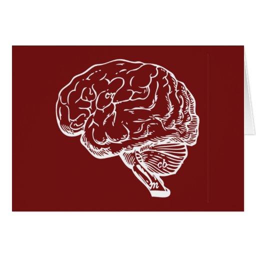 Brainiac Tarjeta De Felicitación