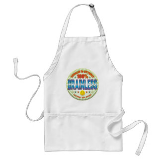 Brainless Totally Adult Apron