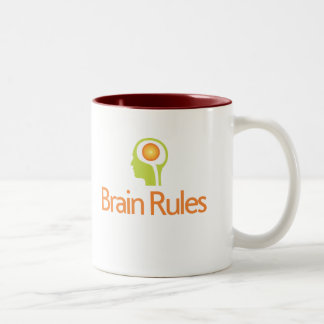 brainrules-colorlogo-12inch-170710 Two-Tone coffee mug