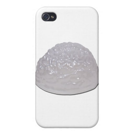 Brains010911 Case For iPhone 4