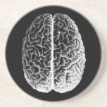Brains! Beverage Coaster