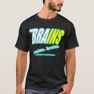 BRAINS: brains. brains. T-Shirt