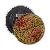 Brains, BrainZZ BRAINZZZ Button Bottle Opener