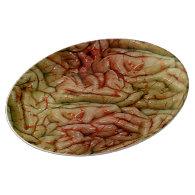 Brains, BrainZZ BRAINZZZ Porcelain Plates