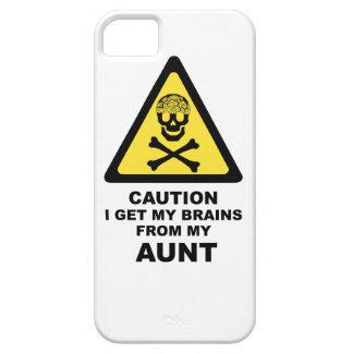 brains iPhone 5 case