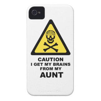 brains iPhone 4 Case-Mate cases