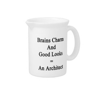 Brains Charm And Good Looks Equals An Architect Pitchers