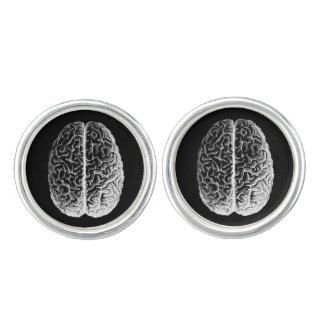 Brains! Cufflinks