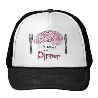 Brains for Dinner Trucker Hat