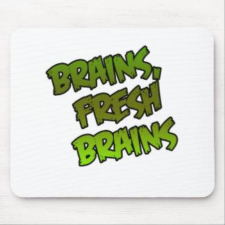 Brains, Fresh Brains Mouse Pad