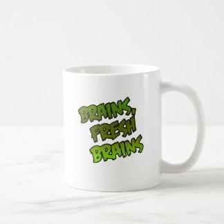 Brains, Fresh Brains Mug