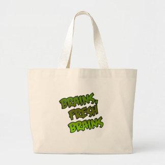 Brains, Fresh Brains Tote Bag