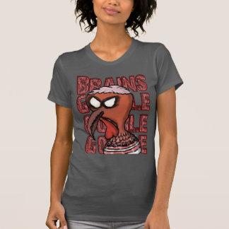 Brains Gobble Gobble Gobble shirt