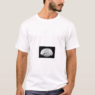 brains, I wear the brains in the family. T-Shirt