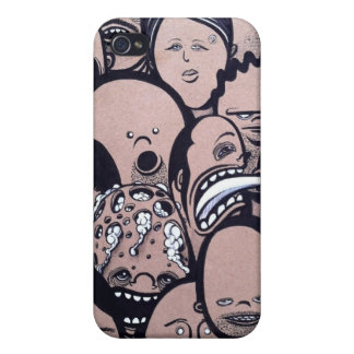 BRAINS ! iPhone 4/4S COVERS