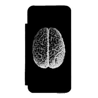 Brains! iPhone SE/5/5s Wallet Case