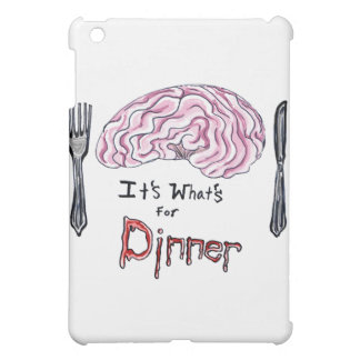 Brains....its what's for dinner iPad mini covers