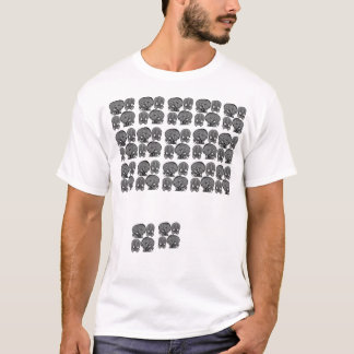 BRAINS! (MRI) T-Shirt