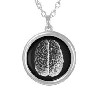 Brains! Personalized Necklace