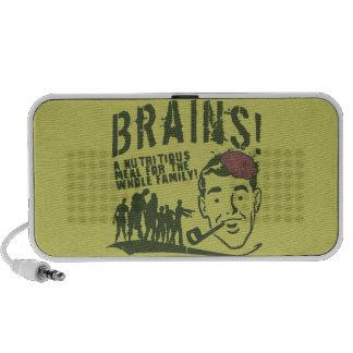 Brains! iPhone Speaker