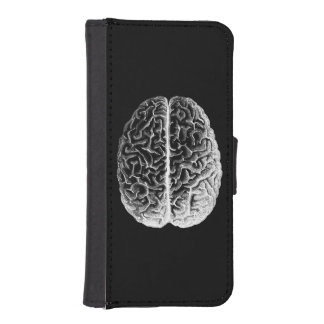 Brains! Wallet Phone Case For iPhone SE/5/5s