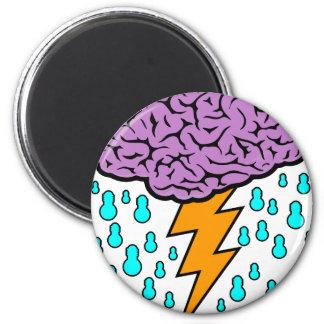 Brainstorm Fridge Magnets
