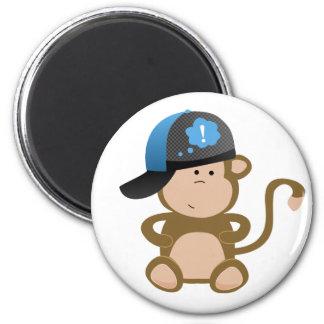 Brainstorm Monkey Magnet
