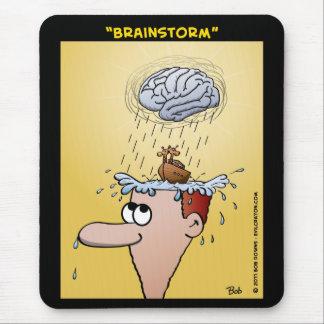 """""""Brainstorm"""" Mouse Pad"""