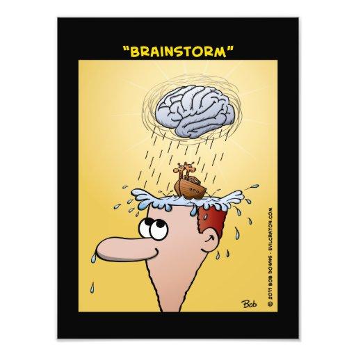 """Brainstorm"" Photograph"