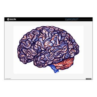 "BrainStorming 15"" Laptop Decal"