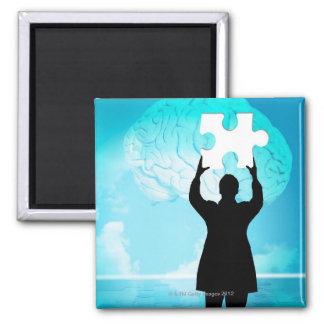 Brainstorming concept magnet