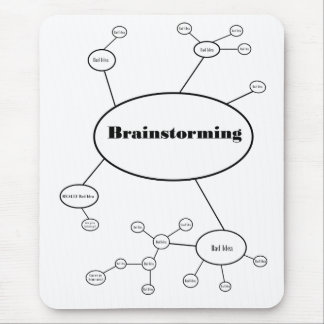Brainstorming Mouse Pad