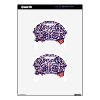 BrainStorming Xbox 360 Controller Skins