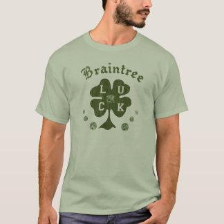 Braintree Massachusetts Irish T-Shirt