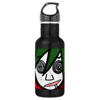Brainwashed Stainless Steel Water Bottle