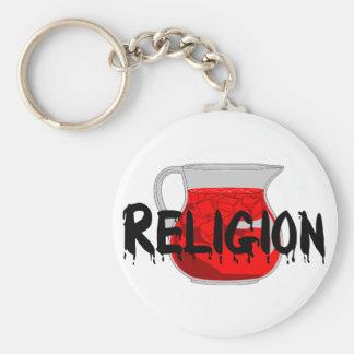 Brainwashing Drink Keychain