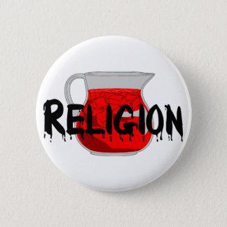 Brainwashing Drink Pinback Button