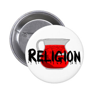 Brainwashing Drink Pinback Button